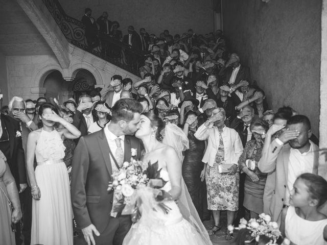 Le mariage de Nicolas et Nicole à Nîmes, Gard 1