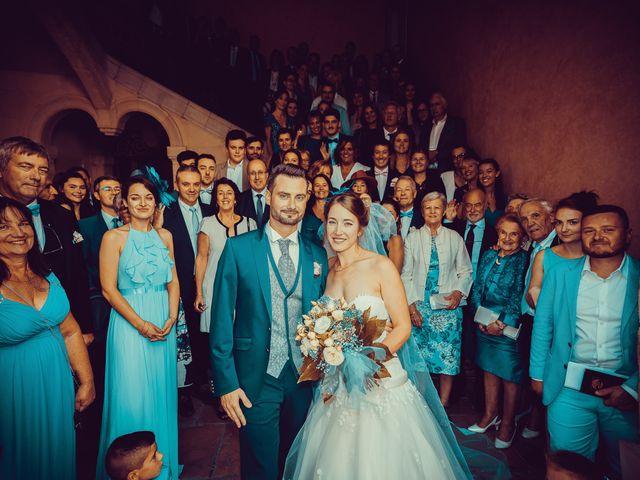 Le mariage de Nicolas et Nicole à Nîmes, Gard 18