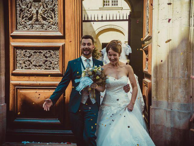 Le mariage de Nicolas et Nicole à Nîmes, Gard 19