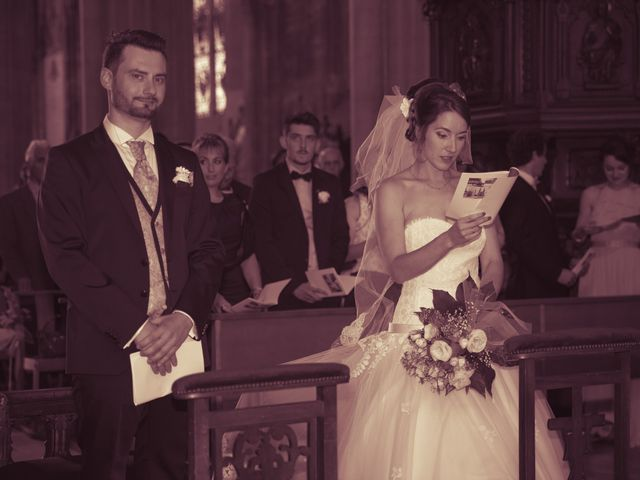 Le mariage de Nicolas et Nicole à Nîmes, Gard 27