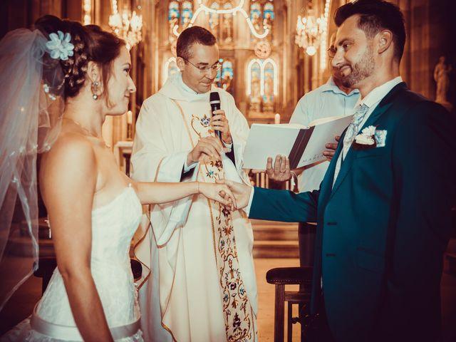 Le mariage de Nicolas et Nicole à Nîmes, Gard 32