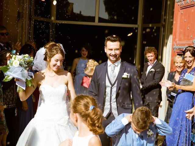 Le mariage de Nicolas et Nicole à Nîmes, Gard 40
