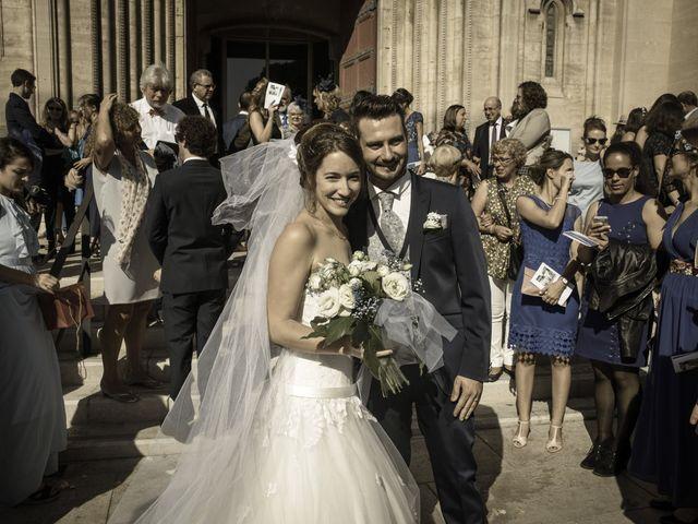 Le mariage de Nicolas et Nicole à Nîmes, Gard 41