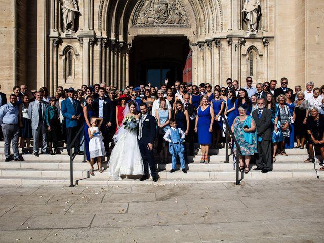 Le mariage de Nicolas et Nicole à Nîmes, Gard 43