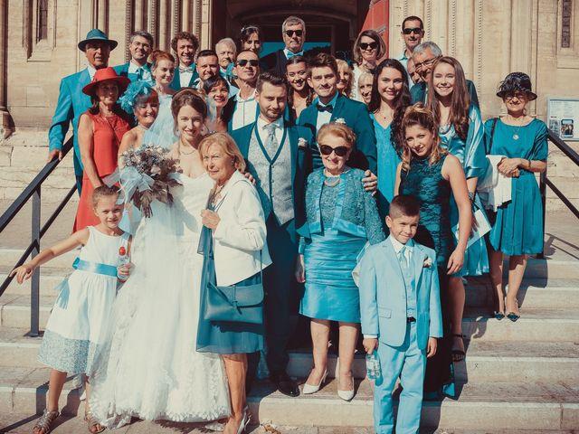 Le mariage de Nicolas et Nicole à Nîmes, Gard 44