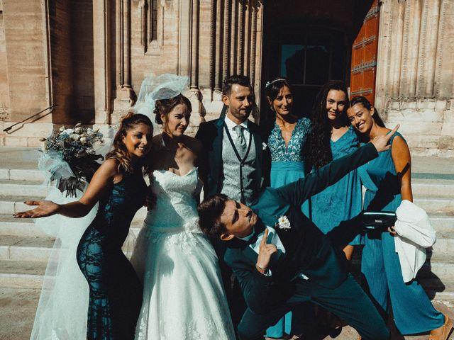 Le mariage de Nicolas et Nicole à Nîmes, Gard 50