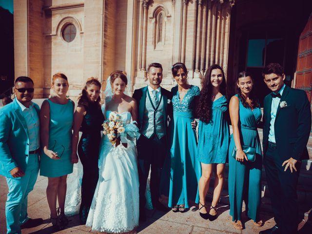 Le mariage de Nicolas et Nicole à Nîmes, Gard 51