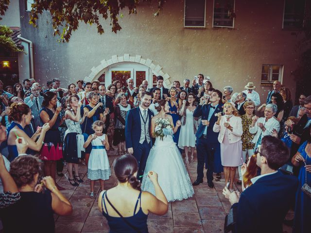 Le mariage de Nicolas et Nicole à Nîmes, Gard 2
