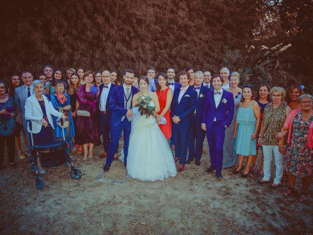 Le mariage de Nicolas et Nicole à Nîmes, Gard 73