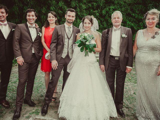 Le mariage de Nicolas et Nicole à Nîmes, Gard 74