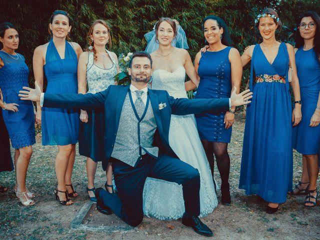Le mariage de Nicolas et Nicole à Nîmes, Gard 77