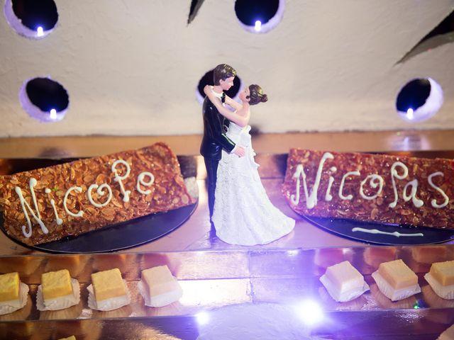 Le mariage de Nicolas et Nicole à Nîmes, Gard 127