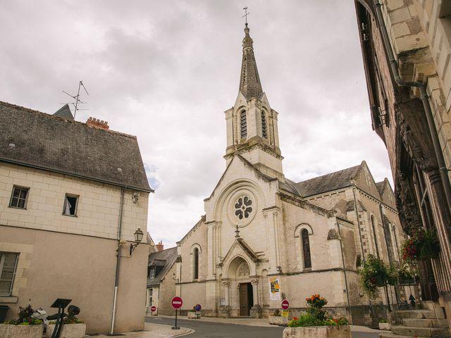 Le mariage de Mathieu et Laura à Luynes, Indre-et-Loire 2