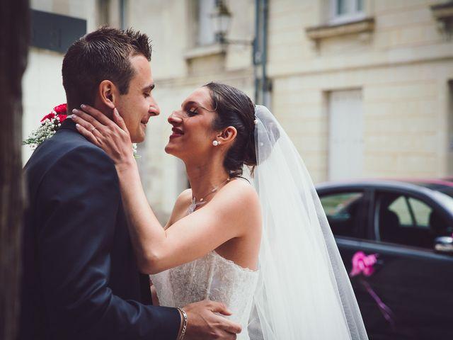 Le mariage de Mathieu et Laura à Luynes, Indre-et-Loire 3