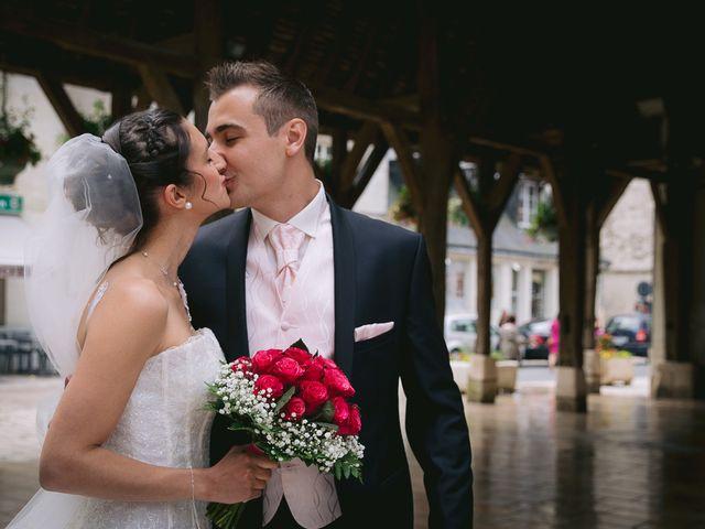 Le mariage de Mathieu et Laura à Luynes, Indre-et-Loire 4