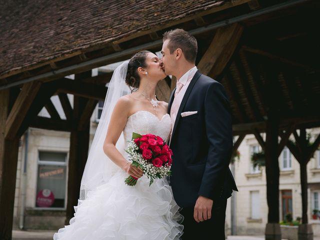 Le mariage de Mathieu et Laura à Luynes, Indre-et-Loire 5