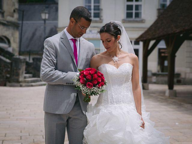 Le mariage de Mathieu et Laura à Luynes, Indre-et-Loire 6
