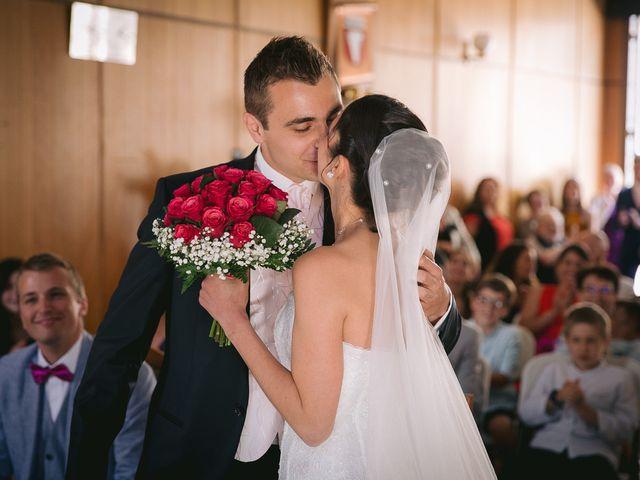 Le mariage de Mathieu et Laura à Luynes, Indre-et-Loire 9