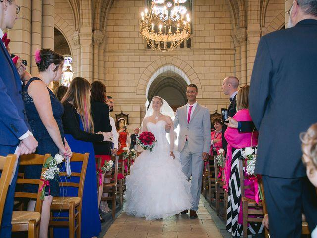 Le mariage de Mathieu et Laura à Luynes, Indre-et-Loire 11