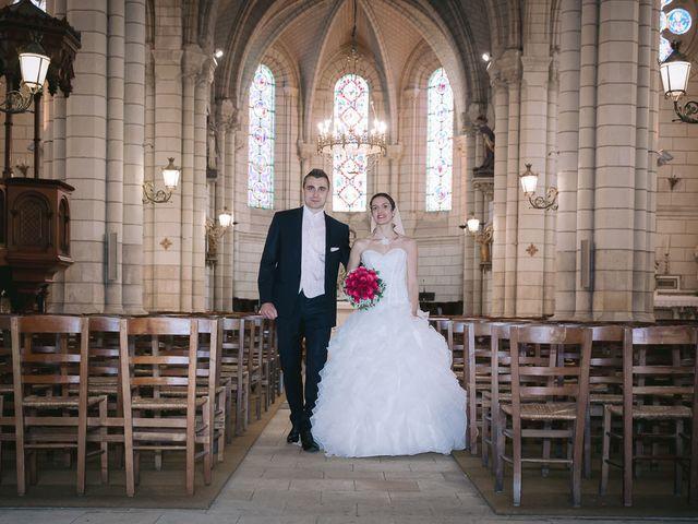 Le mariage de Mathieu et Laura à Luynes, Indre-et-Loire 21