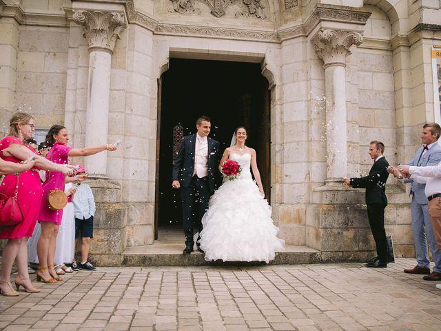 Le mariage de Mathieu et Laura à Luynes, Indre-et-Loire 22