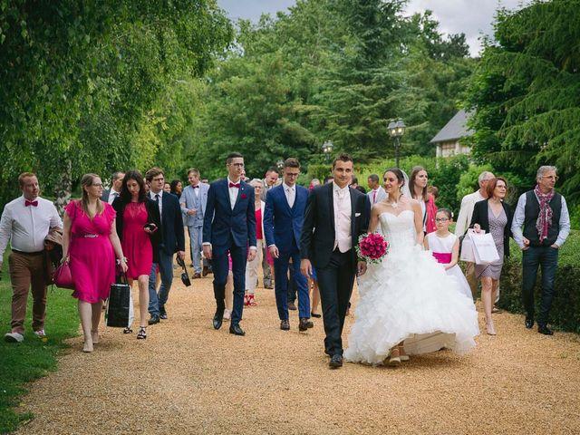 Le mariage de Mathieu et Laura à Luynes, Indre-et-Loire 26