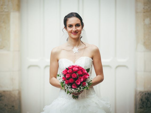 Le mariage de Mathieu et Laura à Luynes, Indre-et-Loire 1