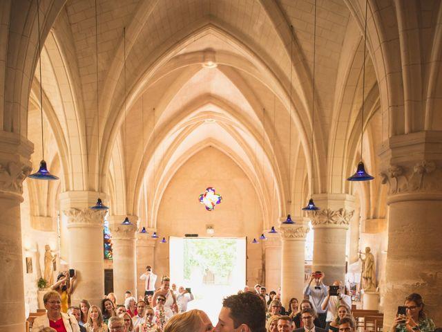 Le mariage de Chris  et Lili à Osny, Val-d'Oise 3