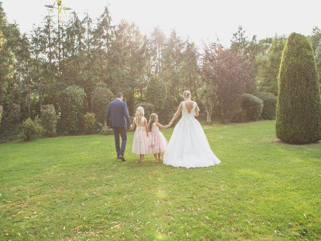 Le mariage de Chris  et Lili à Osny, Val-d'Oise 1