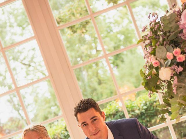 Le mariage de Chris  et Lili à Osny, Val-d'Oise 6
