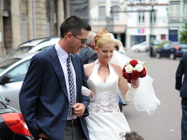 Le mariage de Claire et Jean-Cédric à Troyes, Aube 4