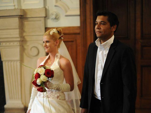 Le mariage de Claire et Jean-Cédric à Troyes, Aube 5