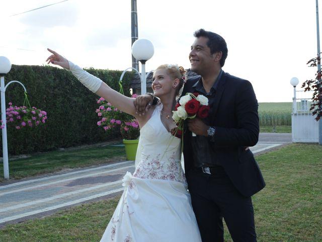 Le mariage de Claire et Jean-Cédric à Troyes, Aube 8