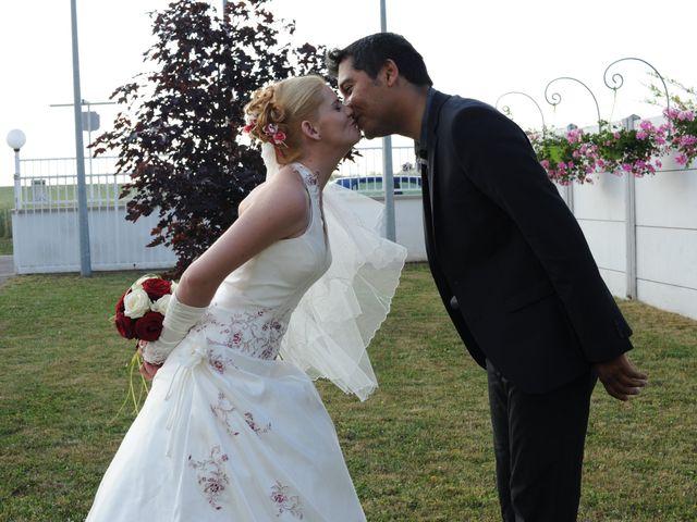 Le mariage de Claire et Jean-Cédric à Troyes, Aube 9