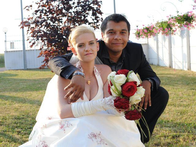 Le mariage de Claire et Jean-Cédric à Troyes, Aube 10
