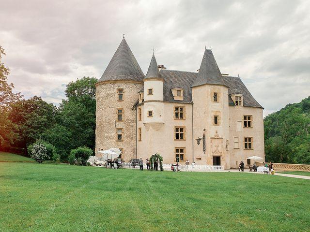 Le mariage de Simon et Tamara à Saint-Martory, Haute-Garonne 12