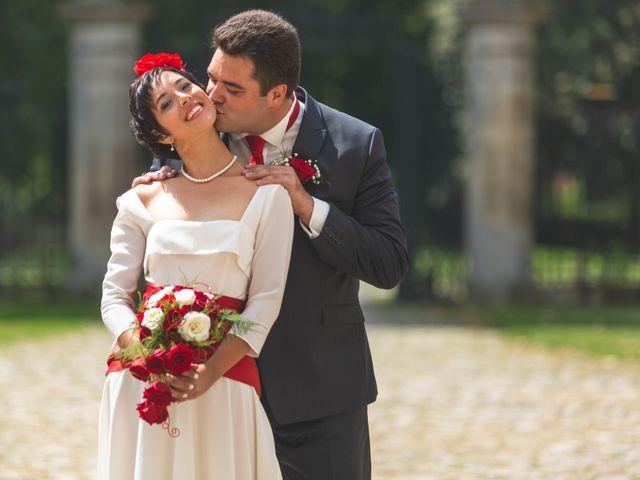 Le mariage de Pierre et Bénédicte à Verberie, Oise 11