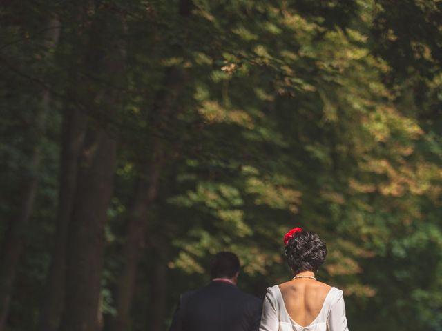 Le mariage de Pierre et Bénédicte à Verberie, Oise 15