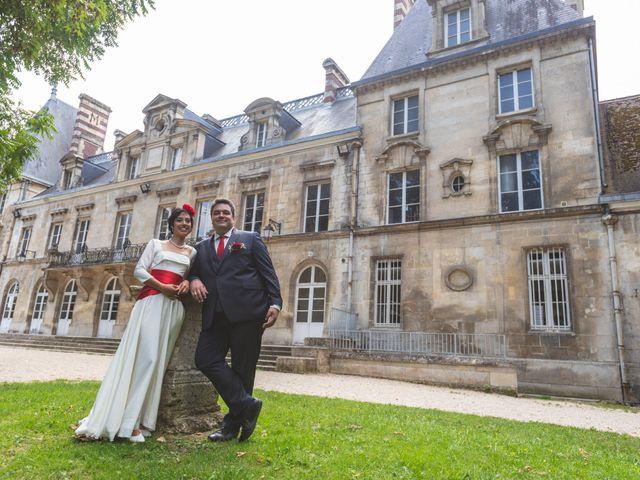 Le mariage de Pierre et Bénédicte à Verberie, Oise 16