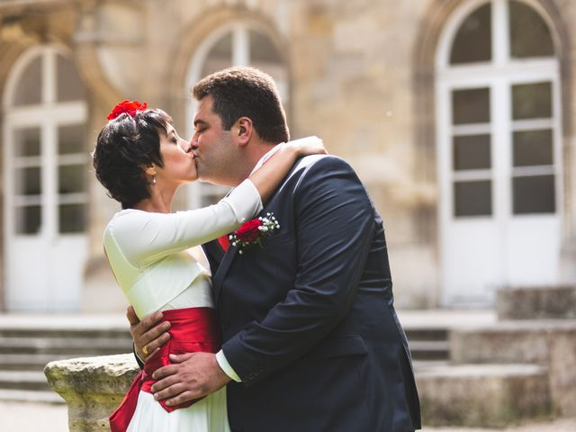 Le mariage de Pierre et Bénédicte à Verberie, Oise 17
