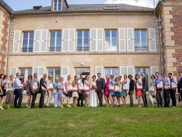 Le mariage de Pierre et Bénédicte à Verberie, Oise 20