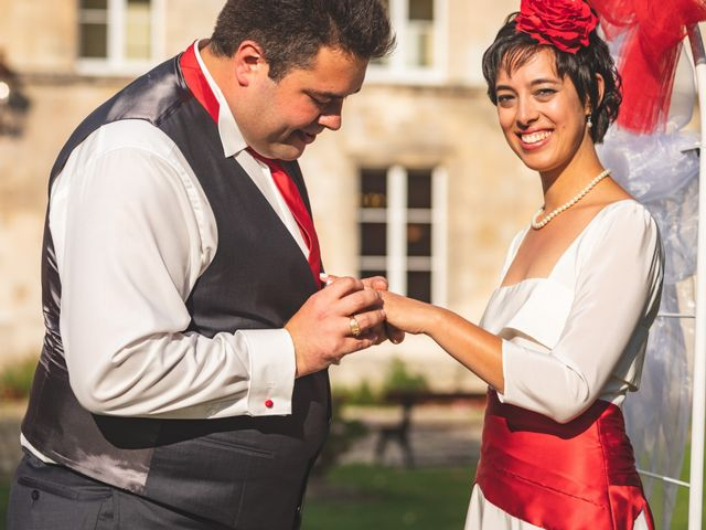 Le mariage de Pierre et Bénédicte à Verberie, Oise 24