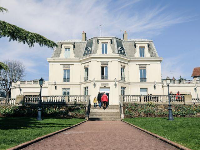 Le mariage de Arnaud et Marie à Chaville, Hauts-de-Seine 1