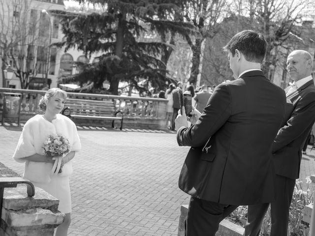 Le mariage de Arnaud et Marie à Chaville, Hauts-de-Seine 4