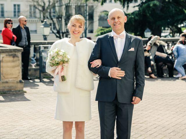 Le mariage de Arnaud et Marie à Chaville, Hauts-de-Seine 6