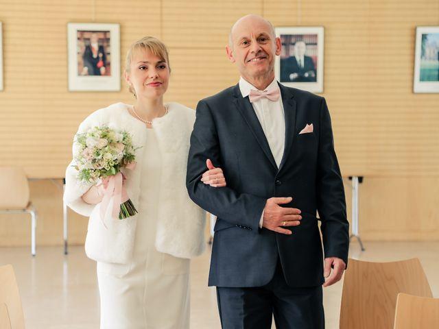 Le mariage de Arnaud et Marie à Chaville, Hauts-de-Seine 8