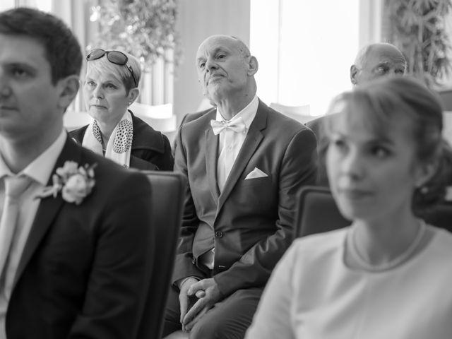 Le mariage de Arnaud et Marie à Chaville, Hauts-de-Seine 9