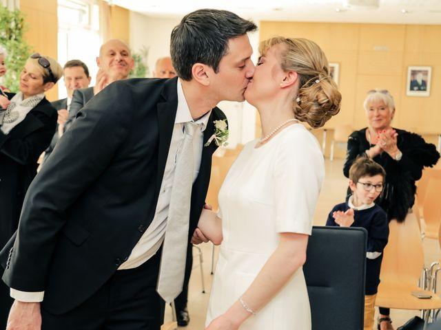 Le mariage de Arnaud et Marie à Chaville, Hauts-de-Seine 22