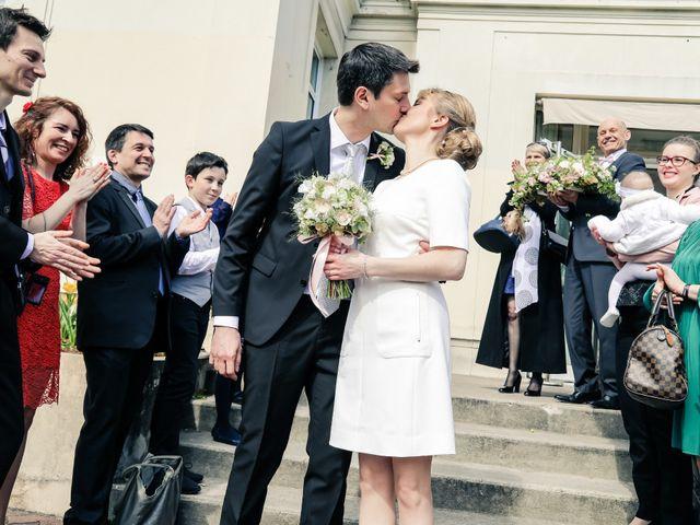 Le mariage de Arnaud et Marie à Chaville, Hauts-de-Seine 28