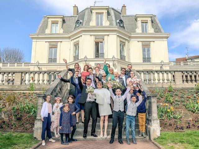 Le mariage de Arnaud et Marie à Chaville, Hauts-de-Seine 29